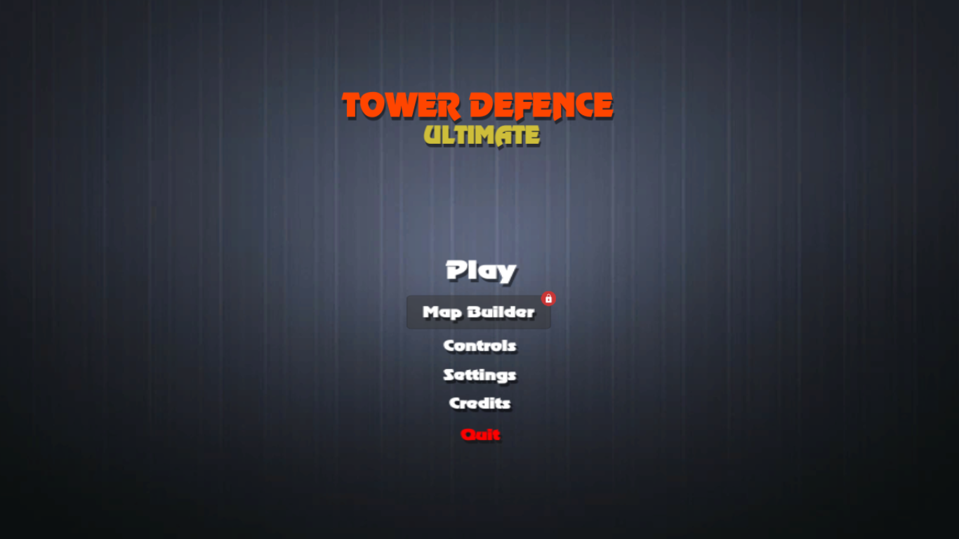 Tower Defense Ultimate
